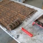 costruzione della scenografia_Stato di Grazie_laboratorio di Vito Matera